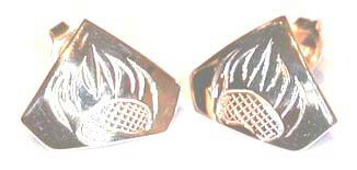 Stud Earrings - ERn21 - Bearclaw Earrings Studs