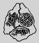 Amulet Eagle Turtle Wolf