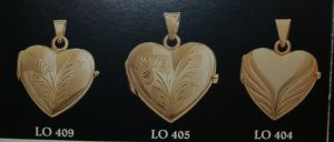 Italian Gold Lockets