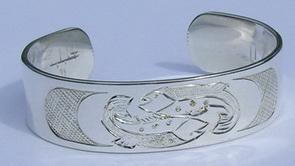 Baby Bracelets - BB11 - Pisces....2 fish