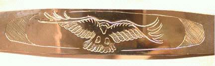 design - Raven Landing bracelet