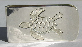 Money Clips - MC16 -Sea Turtle