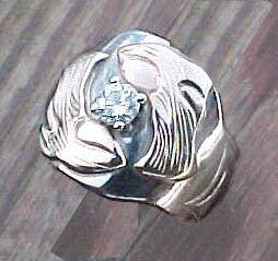 Rings - Applique Gem Stone Rings