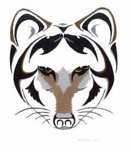 Wolf Face - Art
