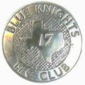 Other Non-Native Designs - Blue Knights Motorcycle Club