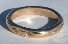4-Direction Rings - 4Directions Gold Rings