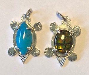 Turtles-Turquoise Amolite