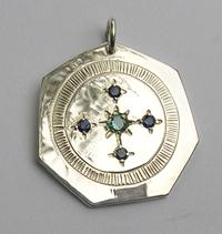 Medicine Wheel Pendant